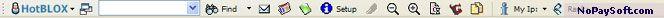 HotBLOX Search Toolbar 0.4 program screenshot