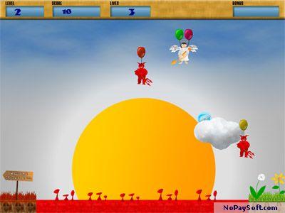 Paradise in Trouble 3.0 program screenshot