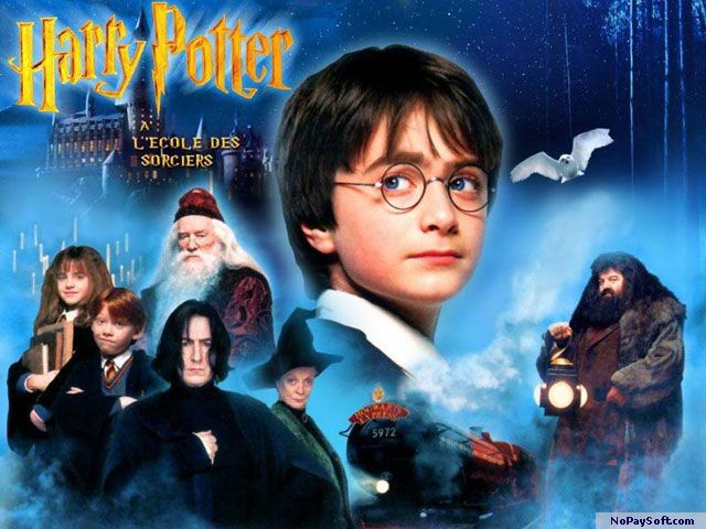Free Harry Potter Screensaver 1.0 program screenshot