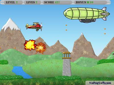 Brave Plane 3.0 program screenshot