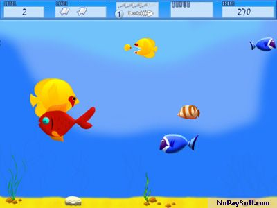 Fish Passion 3.0 program screenshot