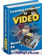 Learn Computers With Video 5.0 program screenshot
