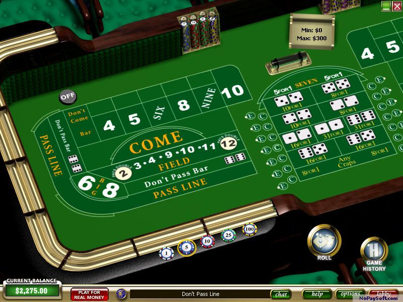 Casino Tropez 6.0 program screenshot