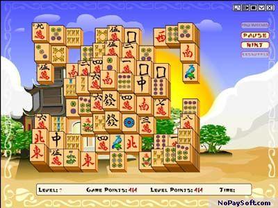Play Mahjong Forever 2.0 program screenshot