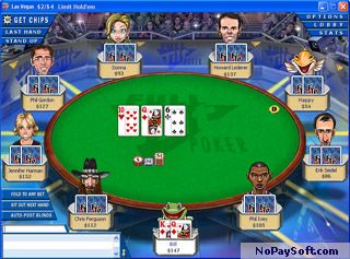 Full Tilt Poker Real Money 3.6.7 program screenshot