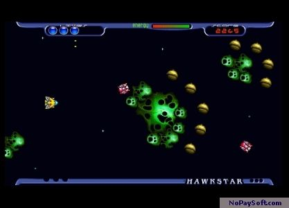 HAWKSTAR Light program screenshot