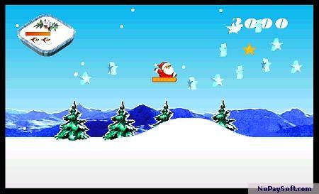 Snowboard Santa v1.1 program screenshot