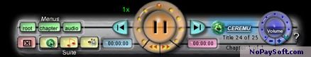 Player CEREMU SUITE 4.4 program screenshot