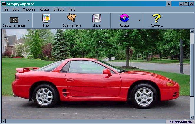 SimplyCapture 1.1 program screenshot