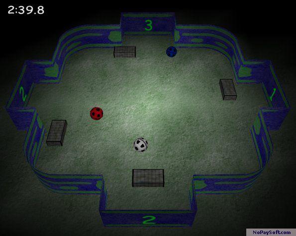 Spherical Vengeance 1.61 program screenshot