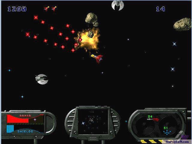 AstroRock 2000 2.05 program screenshot