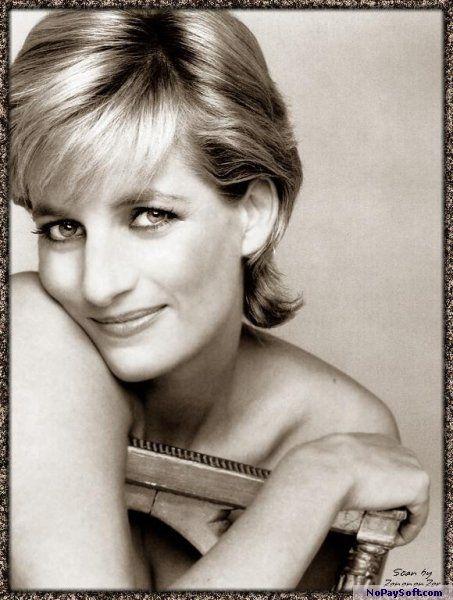 Princess Diana Remembrance Screensaver 1.0 program screenshot